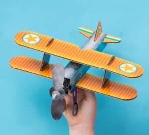 ערכת מטוס פרופ