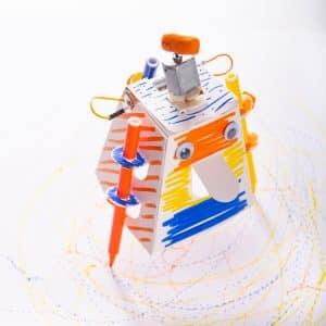 ערכת הרובוט המצייר